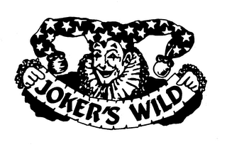 mark for JOKER'S WILD, trademark #73805551