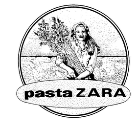 mark for PASTA ZARA, trademark #73830586