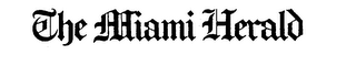 mark for THE MIAMI HERALD, trademark #74010350