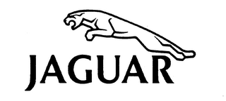 mark for JAGUAR, trademark #74018613