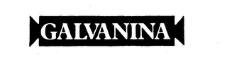 mark for GALVANINA, trademark #74044188