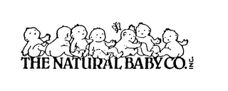 mark for THE NATURAL BABY CO. INC., trademark #74053475