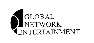 mark for GLOBAL NETWORK ENTERTAINMENT, trademark #74056574