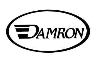 mark for DAMRON, trademark #74059189