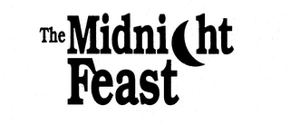 mark for THE MIDNIGHT FEAST, trademark #74084419