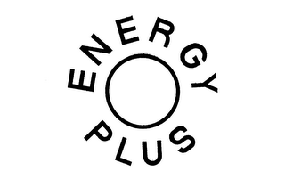 mark for ENERGY PLUS, trademark #74087844