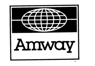 mark for AMWAY, trademark #74095418