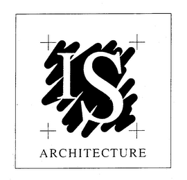 mark for IS ARCHITECTURE, trademark #74097824