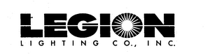 mark for LEGION LIGHTING CO., INC., trademark #74104419