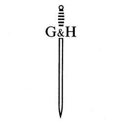 mark for G & H, trademark #74109786