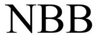 mark for NBB, trademark #74164281