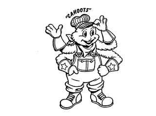 "mark for ""CAHOOTS"", trademark #74201937"