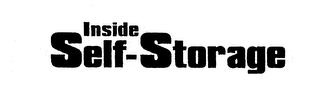 mark for INSIDE SELF-STORAGE, trademark #74210810