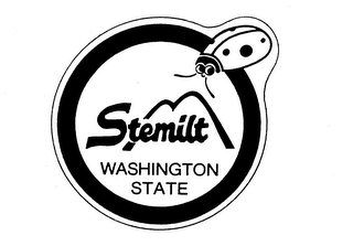 mark for STEMILT WASHINGTON STATE, trademark #74212348