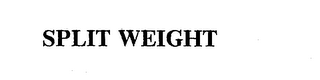 mark for SPLIT WEIGHT, trademark #74214596