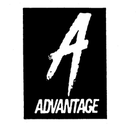 mark for A ADVANTAGE, trademark #74235442