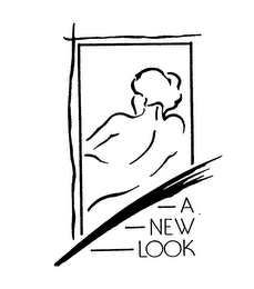 mark for A NEW LOOK, trademark #74238777