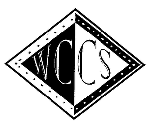 mark for WCCS WORKERS COMPENSATION CASUALTY SERVICES, trademark #74251573