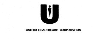 mark for U UNITED HEALTHCARE CORPORATION, trademark #74279149