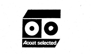mark for ACOAT SELECTED, trademark #74309462