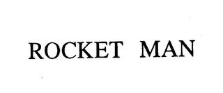 mark for ROCKET MAN, trademark #74337948