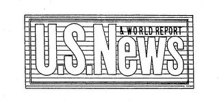 mark for U.S. NEWS & WORLD REPORT, trademark #74340364