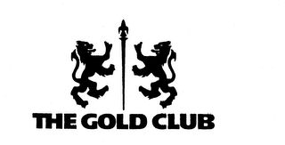 mark for THE GOLD CLUB, trademark #74340377