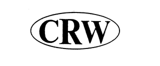 mark for CRW, trademark #74348334