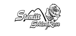 mark for STEMILT GOLDEN ROSE, trademark #74368900