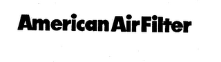 mark for AMERICANAIRFILTER, trademark #74385912