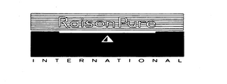 mark for RAISON PURE INTERNATIONAL, trademark #74436263