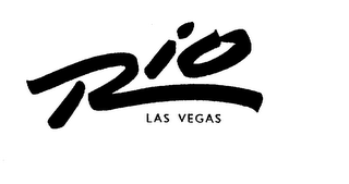 mark for RIO LAS VEGAS, trademark #74442022