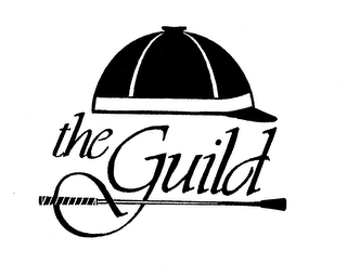 mark for THE GUILD, trademark #74447317