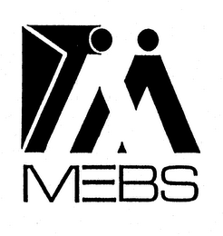 mark for M MEBS, trademark #74529813
