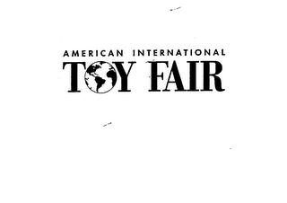 mark for AMERICAN INTERNATIONAL TOY FAIR, trademark #74536954