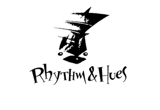 mark for RHYTHM & HUES, trademark #74548672