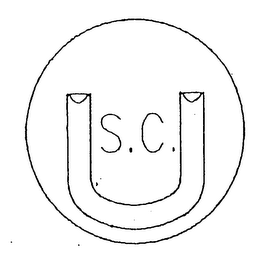 mark for U S.C., trademark #74614866