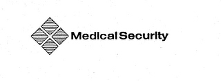 mark for MEDICAL SECURITY, trademark #74618193