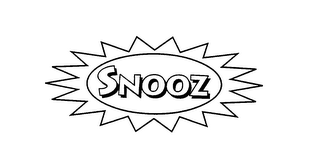 mark for SNOOZ, trademark #74641257