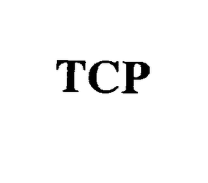 mark for TCP, trademark #74663928