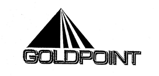 mark for GOLDPOINT, trademark #74669511