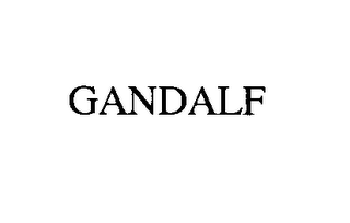 mark for GANDALF, trademark #74681282