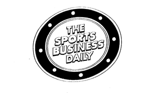 mark for THE SPORTS BUSINESS DAILY, trademark #74694986