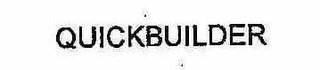 mark for QUICKBUILDER, trademark #74705090