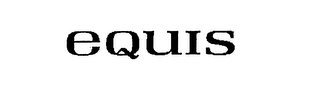 mark for EQUIS, trademark #74725875