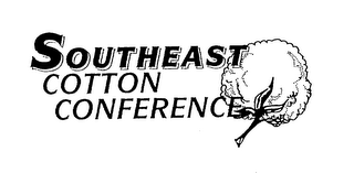 mark for SOUTHEAST COTTON CONFERENCE, trademark #74729189