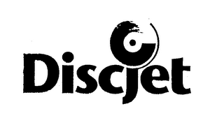 mark for DISCJET, trademark #75009220