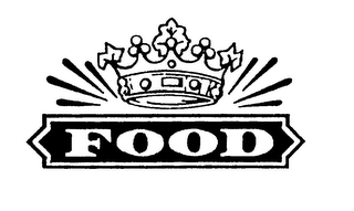 mark for FOOD, trademark #75011363