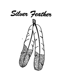 mark for SILVER FEATHER, trademark #75026074