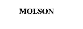 mark for MOLSON, trademark #75033328